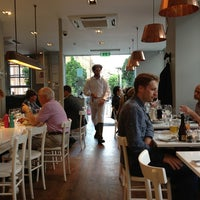 Photo taken at The Modern Pantry by Documentally on 6/18/2013