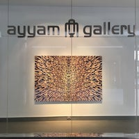 Photo taken at Ayyam Gallery by Mousa Q. on 5/31/2016