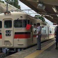 Photo taken at Higashi-tarumi Station by 大河阪急@HK-08 on 9/25/2016