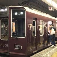 Photo taken at Sakaisuji Line Minami-morimachi Station (K13) by 大河阪急@HK-08 on 9/30/2017