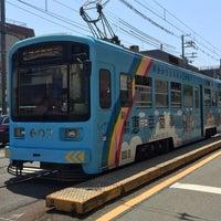 Photo taken at Tezukayama-3chōme Station by 大河阪急@HK-08 on 4/30/2016
