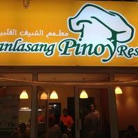 Photo taken at Panlasang Pinoy Resto by Red C. on 5/18/2013