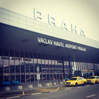 Photo taken at Václav Havel Airport Prague (PRG) by Jakub S. on 3/3/2013