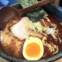 Photo taken at 麺処 田ぶし by Kaz S. on 4/14/2013