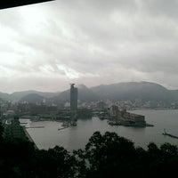 Photo taken at 九州最北端の漁港 by 水玉 ド. on 7/13/2014
