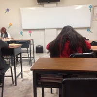 Photo taken at Colegio Universitario Arturo Rosenblueth by Valeria M. on 3/14/2015