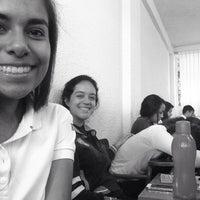 Photo taken at Colegio Universitario Arturo Rosenblueth by Valeria M. on 6/4/2014