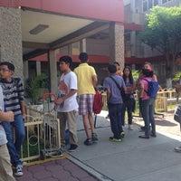 Photo taken at Colegio Universitario Arturo Rosenblueth by Valeria M. on 5/28/2015