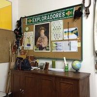 Photo taken at 585 CORROIOS (Escuteiros) by Filipa F. on 11/17/2012