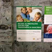 Photo taken at Instituto da Segurança Social by Filipa F. on 3/4/2013