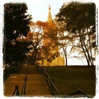 Photo taken at St. Mary's Catholic Church by Jennifer B. on 10/21/2012