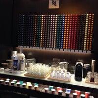 Photo taken at Nespresso Boutique by Thidarat Z. on 10/7/2013