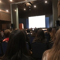 Photo taken at Anna Head Alumnae Hall by Sean P. on 11/15/2017