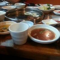 Photo taken at 본고향맛집 by Sean P. on 6/29/2014