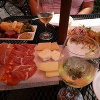 Photo taken at The Tasting Room by Kimberly W. on 5/16/2013