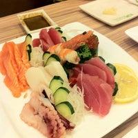 Photo taken at Sakae Sushi by Yap A. on 11/25/2012