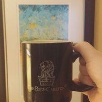 Photo taken at The Ritz-Carlton, Atlanta by Bianca A. on 1/6/2017