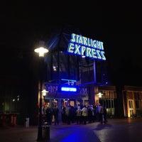 Das Foto wurde bei Starlight Express von Oliver K. am 10/12/2012 aufgenommen