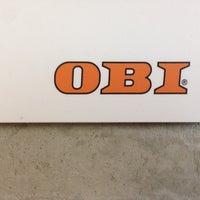Photo taken at OBI by Daniela Niklaus R. on 5/26/2014