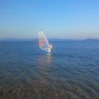 Photo taken at Chaika Water Sport Club by Olga D. on 8/6/2015