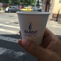 Photo taken at Guido Coffee by Robert O. on 5/18/2016