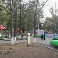 Photo taken at Детский Парк В Ценре by 🌺🌸🌺 KRISTINA🌺🌸🌺 on 9/13/2014