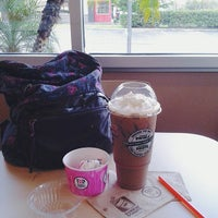 Photo taken at Dunkin Donuts by Galina K. on 9/27/2014