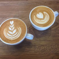 Photo taken at Guido Coffee by Monica B. on 8/6/2015