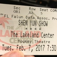 Photo taken at Youkey Theater by Jennifer A. on 2/8/2017