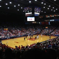 Photo taken at UD Arena by Steve J. on 11/10/2012
