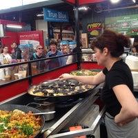 Photo taken at Eat Street WA by kevy l. on 8/29/2014