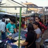 Photo taken at Feira do Salgado by Carlos G. on 6/1/2014