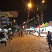 Photo taken at Anamur Sahili by Bahar A. on 8/24/2017