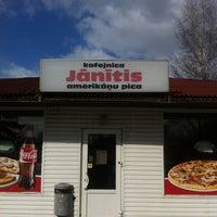 Photo taken at Little Johnny's | Jānītis Picērija by Ansis H. on 3/24/2013