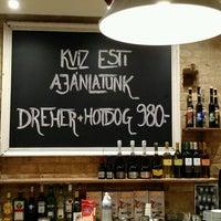 Photo taken at Nem adom fel Cafe & Bar by Levente on 2/21/2017