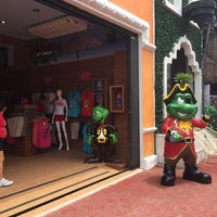 Photo taken at Authentic Señor Frogs Official Store by Genaro V. on 6/21/2015