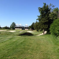 Photo taken at 17th tee at Seaview - Bay course by Greg M. on 5/31/2014