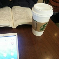 Photo taken at Starbucks (星巴克) by Ken W. on 2/5/2014
