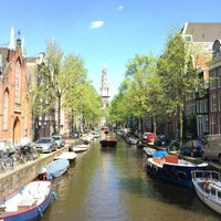 Photo taken at Amsterdam by Ansgar S. on 5/7/2016