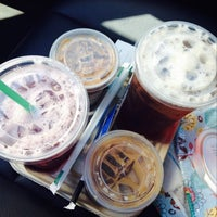 Photo taken at Starbucks by steph m. on 7/2/2014