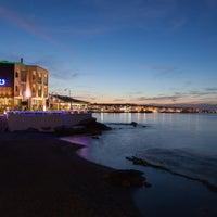 Photo taken at Palmera Seaside Restaurant by Palmera Seaside Restaurant on 6/15/2014
