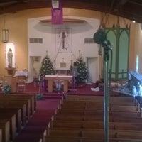 Photo taken at St. Phillip Neri Catholic Church by Michael E. on 12/20/2014