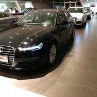 Photo taken at Audi Центр Львів by Roman P. on 11/30/2017