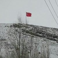 Photo taken at Pınarbaşı Cumhuriyet Meydanı by Tamer D. on 3/15/2016
