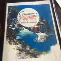 Photo taken at Gamberetti's Italian Restaurant by Alexa M. on 11/3/2016