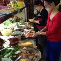 Photo taken at Bánh Mì Phượng by MunKeat H. on 12/7/2014