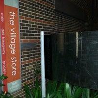 Photo taken at Sydney University Village by Claire L. on 8/29/2014