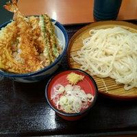 Photo taken at 天丼てんや 葛西駅前店 by B B. on 9/3/2016