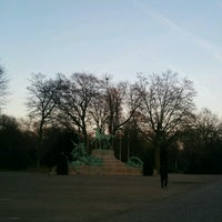 Photo taken at Stadspark by lamazone on 3/16/2017