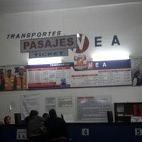 Photo taken at Transportes Línea by Yvis on 7/18/2013